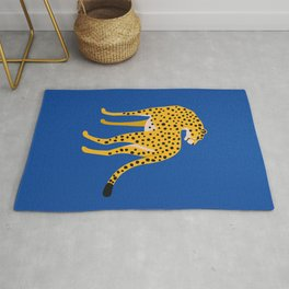 The Stare 2: Golden Cheetah Edition Rug