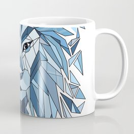 The Dark Side - Lion Coffee Mug