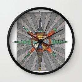 kopenhagen Wall Clock