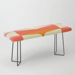 Zaha Sixties Bench