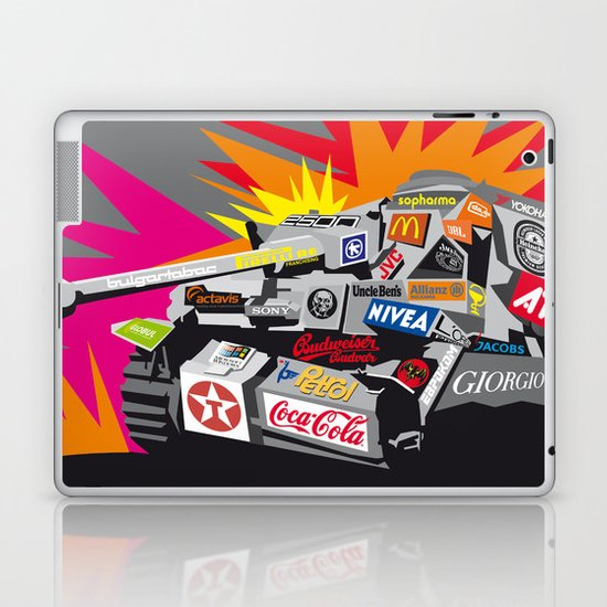 popwar Laptop & iPad Skin