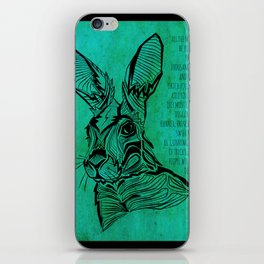 Prince of a thousand enemies iPhone Skin