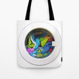 washing machine Tote Bag