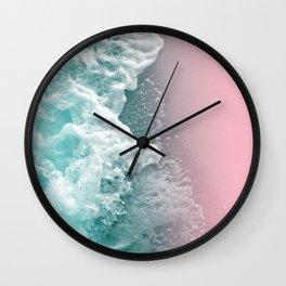 Ocean Beauty #1 #wall #decor #art #society6 Wall Clock