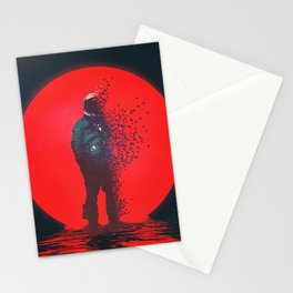 The Dispersion Effect Stationery Cards