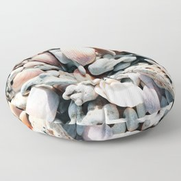Seashells Floor Pillow