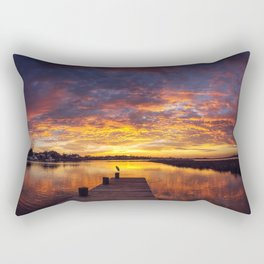 Enjoy the Journey Rectangular Pillow