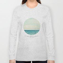 Salt Water Cure Long Sleeve T-shirt