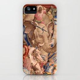 The Battle of Zama iPhone Case