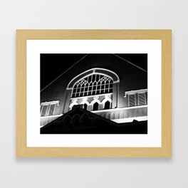 Ryman Auditorium Framed Art Print