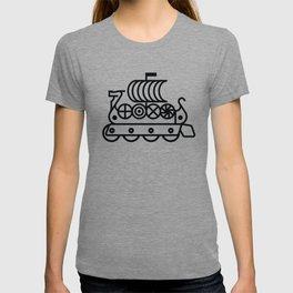 Viking Rollerblade T-shirt