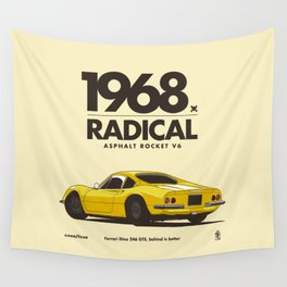 1968 Wall Tapestry