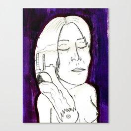 HEAVINESS#5 Canvas Print