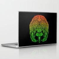 samus Laptop & iPad Skins featuring samus by Sixtybones