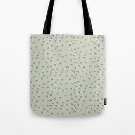 Greeen polyhedra Tote Bag