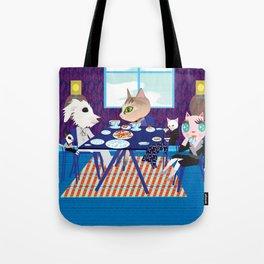FASHIOINISTA CAFE Tote Bag