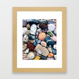 Great Lakes Treasures Framed Art Print