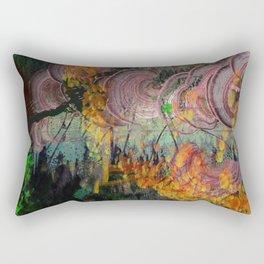 Witchers Rose Rectangular Pillow