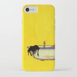 sunday iPhone Case