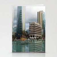 vancouver Stationery Cards featuring Vancouver by Chris Root