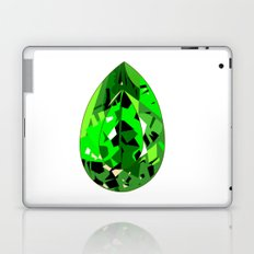 GEMS - green , expensive look , luxury and shine Laptop & iPad Skin