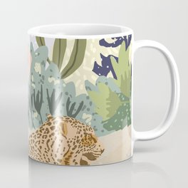 How to Train Your Leopard Coffee Mug