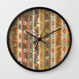 Evertt Company Pattern No. 1 Wall Clock