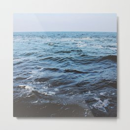 Water sea 4 Metal Print