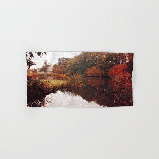 Autumn Scenery #5 Hand & Bath Towel