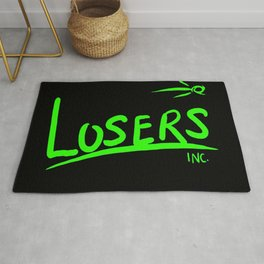 OnBLK Losers Inc. II Rug