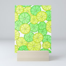 Lemons and Limes Mini Art Print