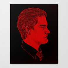 Agent Dale Cooper / Twin Peaks Canvas Print