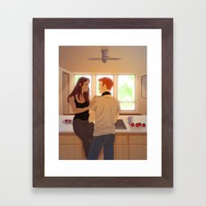 Instigation Framed Art Print