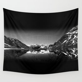 Mountain View at Norvegian Wall Tapestry