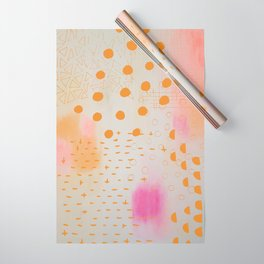Chalkdust Wrapping Paper