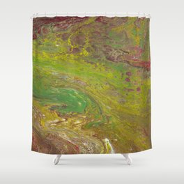 Sea of Galilee Shower Curtain
