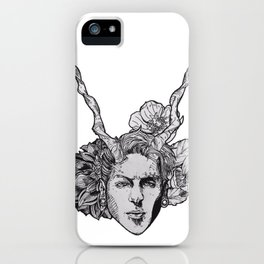 The Markhor iPhone Case