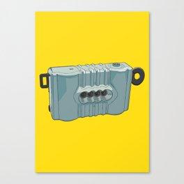 Super Sampler Canvas Print