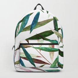 Bamboo Leaves Backpack