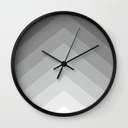 Fifty Shades of Grey #society6 #decor #buyart #artprint Wall Clock