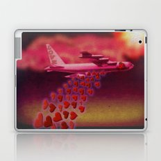 LOVE FROM ABOVE - 103 Laptop & iPad Skin