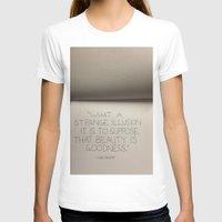 illusion T-shirts featuring illusion by Elizabeth Jaros
