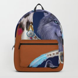 DREAM WOLF Backpack