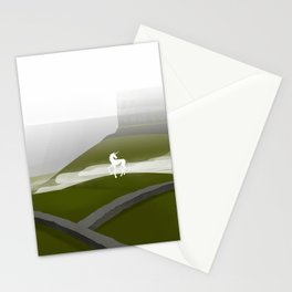 Creatures of the North: Unicorn Stationery Cards