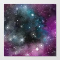 infinity Canvas Prints featuring Infinity by ShaylahLeigh