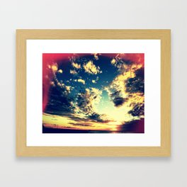 Without Nature We Are Nothing Framed Art Print