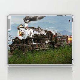 Smokey Mountain Railway Steam Locomotive Laptop & iPad Skin