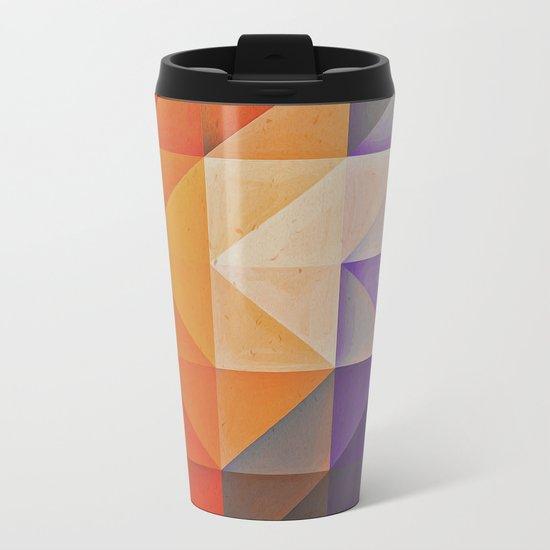pyncyl nyck Metal Travel Mug