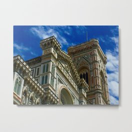 Italy Duomo Cathedral Metal Print