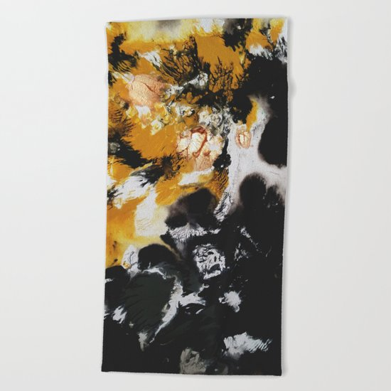 The Unrest Beach Towel